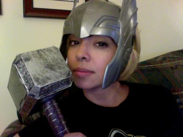 Sometimes I'm Thor