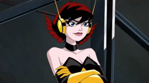 The Wasp, from Earth's Mightiest Heroes