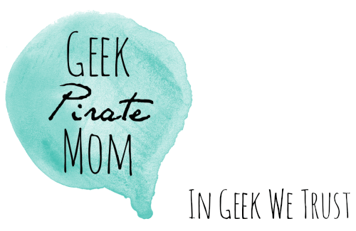 Geek. Pirate. Mom