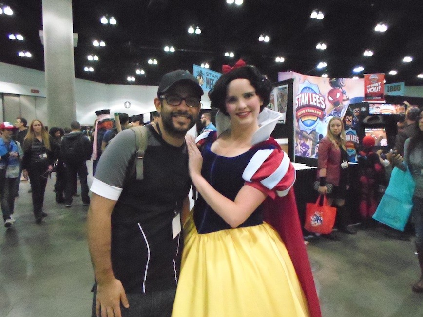 TheBoy and Snow White