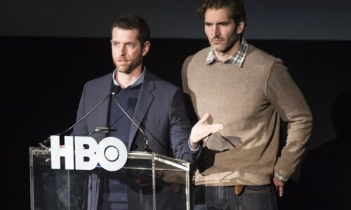 image of DB Weiss and David Benioff